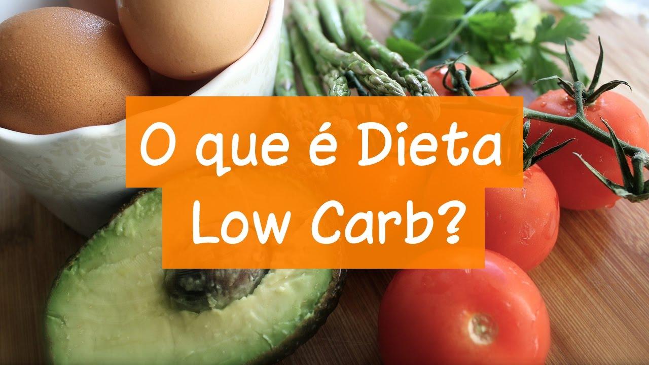 O que é Low Carb?