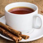 Receita de chá de canela em pó para emagrecer