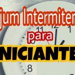 Protocolo de Jejum Intermitente para iniciantes